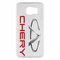 Чехол для Samsung S6 Chery Logo