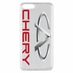 Чехол для Xiaomi Mi Note 3 Chery Logo - FatLine