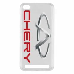 Чехол для Xiaomi Redmi 5a Chery Logo - FatLine