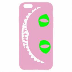 Чехол для iPhone 6 Plus/6S Plus чеширский кот - FatLine