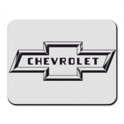 Коврик для мыши Chevrolet 3D - FatLine