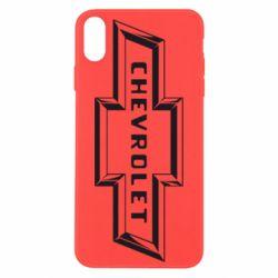 Чохол для iPhone Xs Max Chevrolet 3D