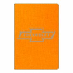 Блокнот А5 Chevrolet 3D