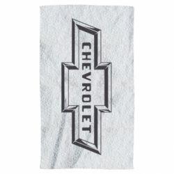Рушник Chevrolet 3D