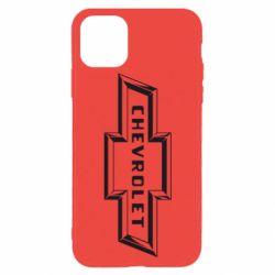 Чохол для iPhone 11 Pro Chevrolet 3D