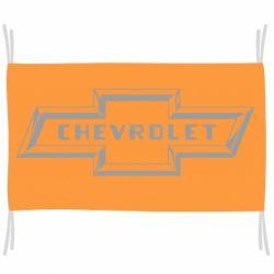 Прапор Chevrolet 3D