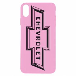Чохол для iPhone X/Xs Chevrolet 3D