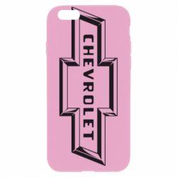 Чохол для iPhone 6/6S Chevrolet 3D