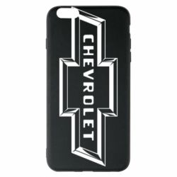 Чохол для iPhone 6 Plus/6S Plus Chevrolet 3D