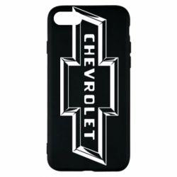 Чохол для iPhone 7 Chevrolet 3D