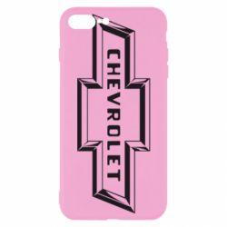 Чохол для iPhone 7 Plus Chevrolet 3D