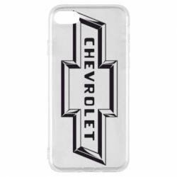 Чохол для iPhone 8 Chevrolet 3D