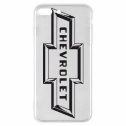 Чохол для iPhone 8 Plus Chevrolet 3D