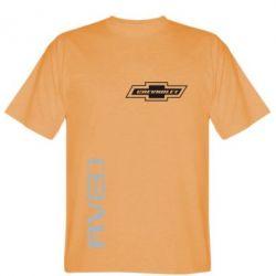 Мужская футболка Chevrolet Aveo - FatLine