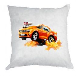 Подушка Chevrolet Camaro Art