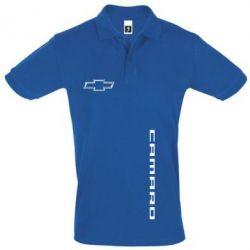 Футболка Поло Chevrolet Camaro - FatLine