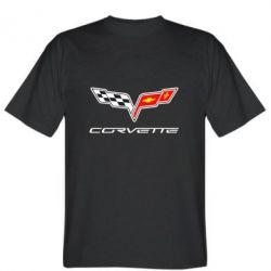Мужская футболка Chevrolet Corvette - FatLine