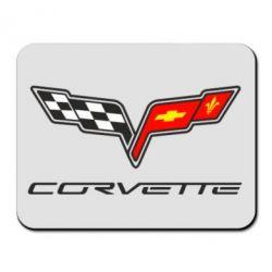 Коврик для мыши Chevrolet Corvette - FatLine
