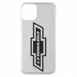 Чохол для iPhone 11 Chevrolet Log