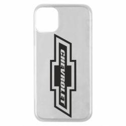 Чохол для iPhone 11 Pro Chevrolet Log