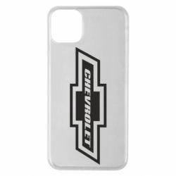 Чохол для iPhone 11 Pro Max Chevrolet Log
