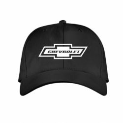 Детская кепка Chevrolet Log
