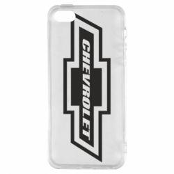 Чохол для iphone 5/5S/SE Chevrolet Log