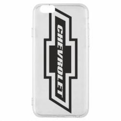 Чохол для iPhone 6/6S Chevrolet Log