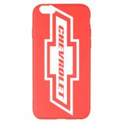 Чохол для iPhone 6 Plus/6S Plus Chevrolet Log