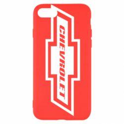 Чохол для iPhone 7 Chevrolet Log
