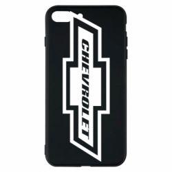 Чохол для iPhone 8 Plus Chevrolet Log