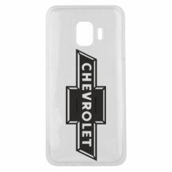 Чохол для Samsung J2 Core Chevrolet Logo Small