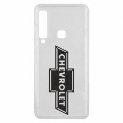 Чохол для Samsung A9 2018 Chevrolet Logo Small