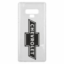 Чохол для Samsung Note 9 Chevrolet Logo Small