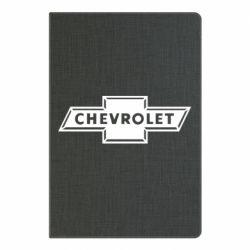 Блокнот А5 Chevrolet Logo Small