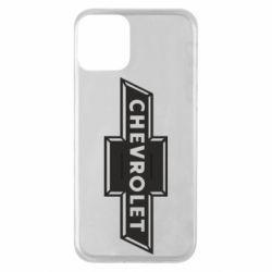 Чохол для iPhone 11 Chevrolet Logo Small