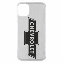 Чохол для iPhone 11 Pro Chevrolet Logo Small