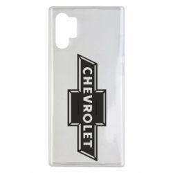 Чохол для Samsung Note 10 Plus Chevrolet Logo Small