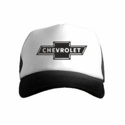 Дитяча кепка-тракер Chevrolet Logo Small