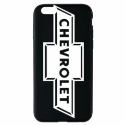 Чохол для iPhone 6/6S Chevrolet Logo Small