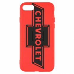 Чохол для iPhone 7 Chevrolet Logo Small