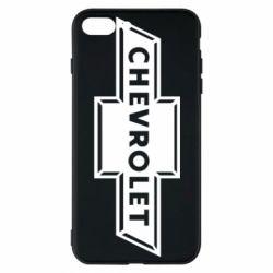 Чохол для iPhone 8 Plus Chevrolet Logo Small