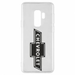 Чохол для Samsung S9+ Chevrolet Logo Small