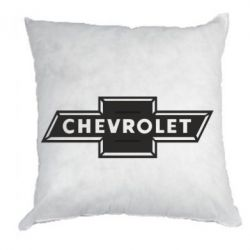 Подушка Chevrolet Logo Small - FatLine