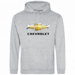 Мужская толстовка Chevrolet Logo - FatLine