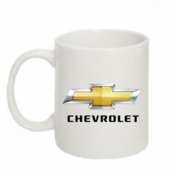 Кружка 320ml Chevrolet Logo - FatLine