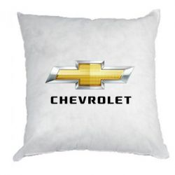 Подушка Chevrolet Logo - FatLine
