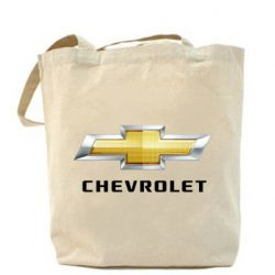 Сумка Chevrolet Logo - FatLine