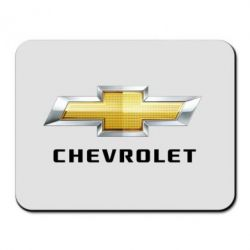 Коврик для мыши Chevrolet Logo
