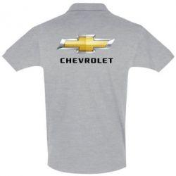 Футболка Поло Chevrolet Logo
